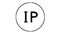 Eclairage IP : 20