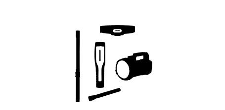LAMPES / ECLAIRAGES  Torches et Inspections