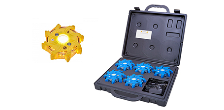 400031J/1 - Coffret Pulsar jaune