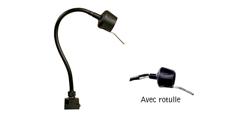 23012IP65 - HM – 35W 24v rotule IP65