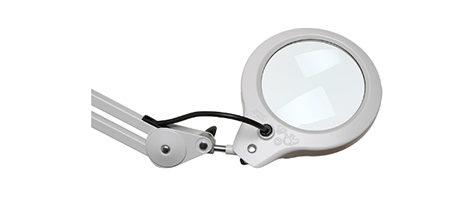 Lampe loupe LFM LED tête