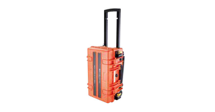 400061/2 - SOLARIS DUO 40K valise